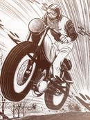 假面骑士漫画