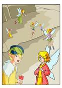 花仙子漫画